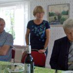 Margareta Arvidsson presenterar förrätten