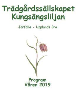 Program våren 2019